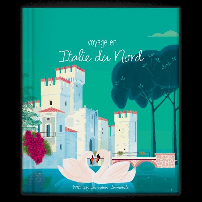 Son voyage en Italie du Nord - PDF