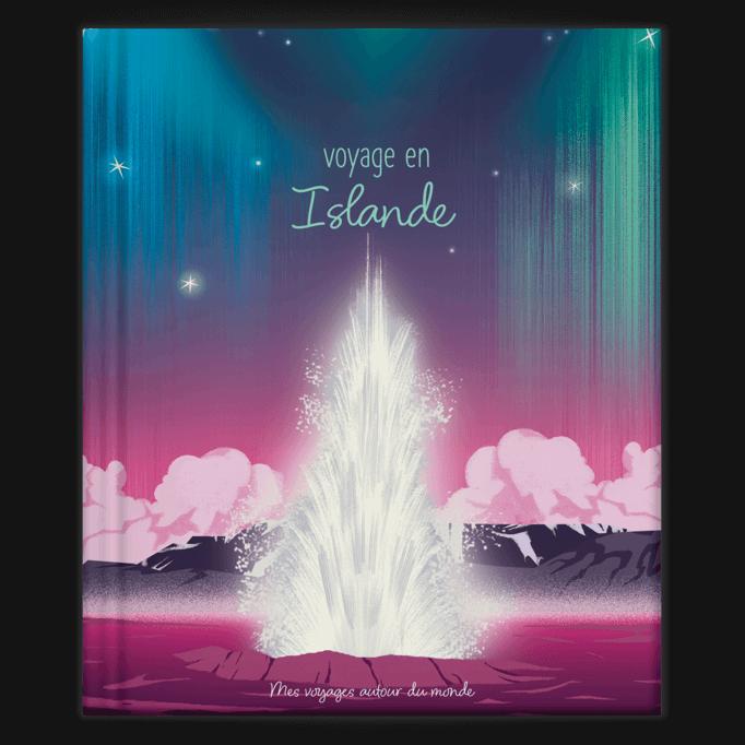 Son voyage en Islande - PDF