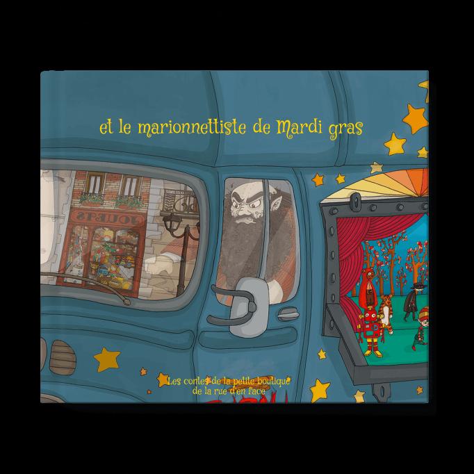 Le marionnettiste de Mardi gras (pdf)