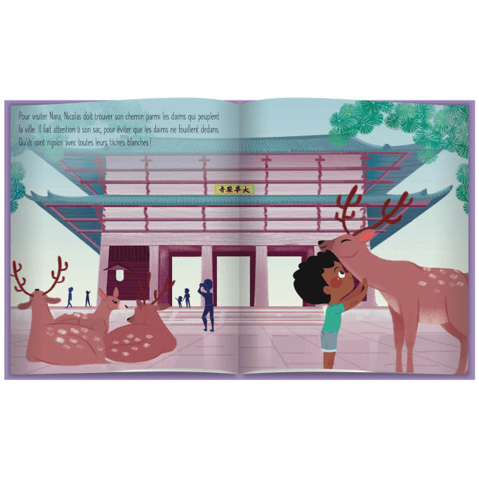 Mon voyage au Japon - PDF