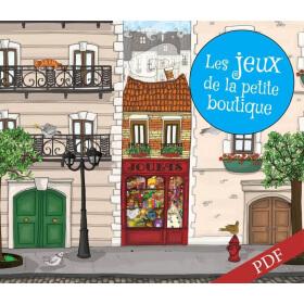 Carnet de jeux - L'Anneau de Pâques - PDF