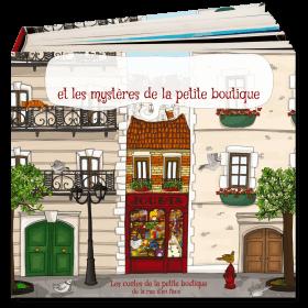 Le recueil des 10 contes fantastiques pour PRENOM - Saison 1