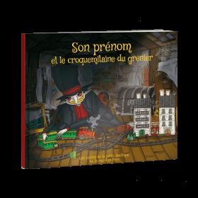 PRENOM et le Croquemitaine du Grenier