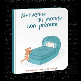 Bienvenue au Monde PRENOM - PDF