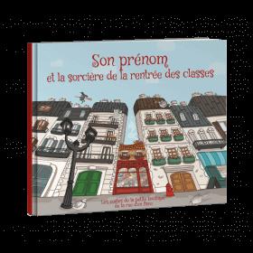 PRENOM et la Sorcière de la Rentrée des Classes - PDF