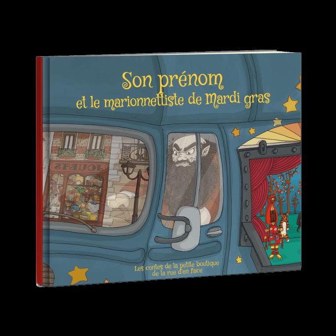 PRENOM et le marionnettiste de Mardi gras (pdf)