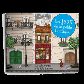 Carnet de jeux - Le Petit Cirque de la Fête Foraine