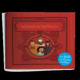 Carnet de jeux - L'almanach de l'apothicaire
