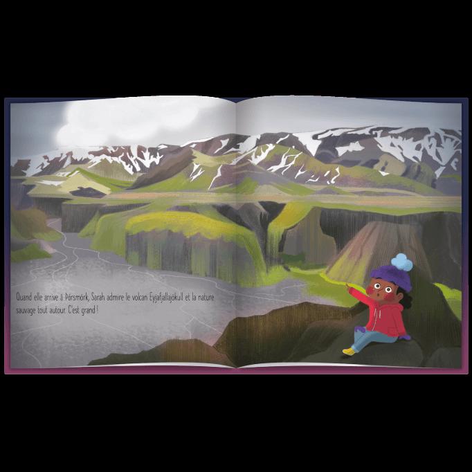 Mon voyage en Islande