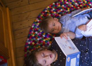 L'éveil à la lecture pour bébé