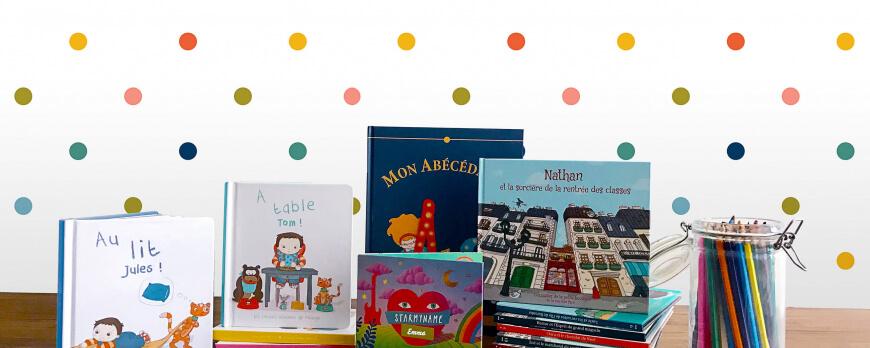 Un cadeau pour la rentrée scolaire : l'idée du livre