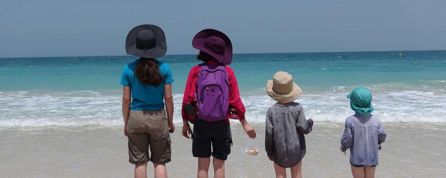 Connaître les bienfaits des voyages pour les enfants