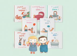 Choisir un livre bébé personnalisé : un cadeau original